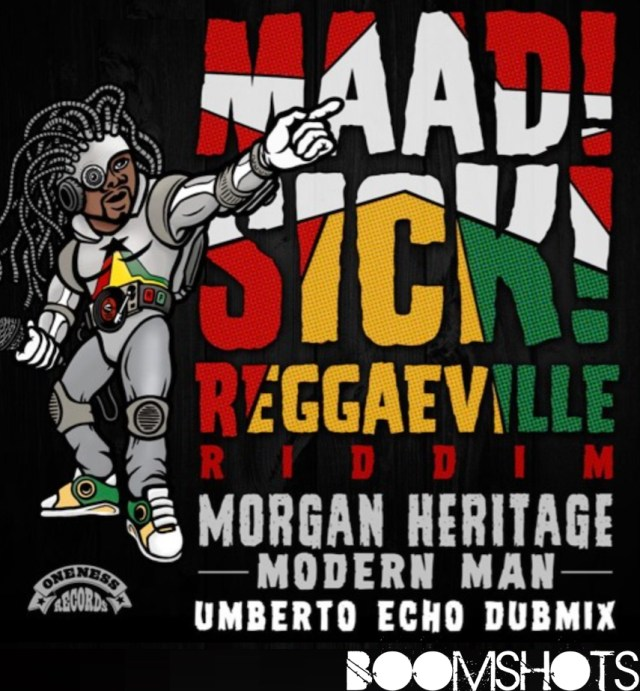"HEAR THIS: Morgan Heritage ""Modern Man"" (Umberto Echo Dub Mix)"