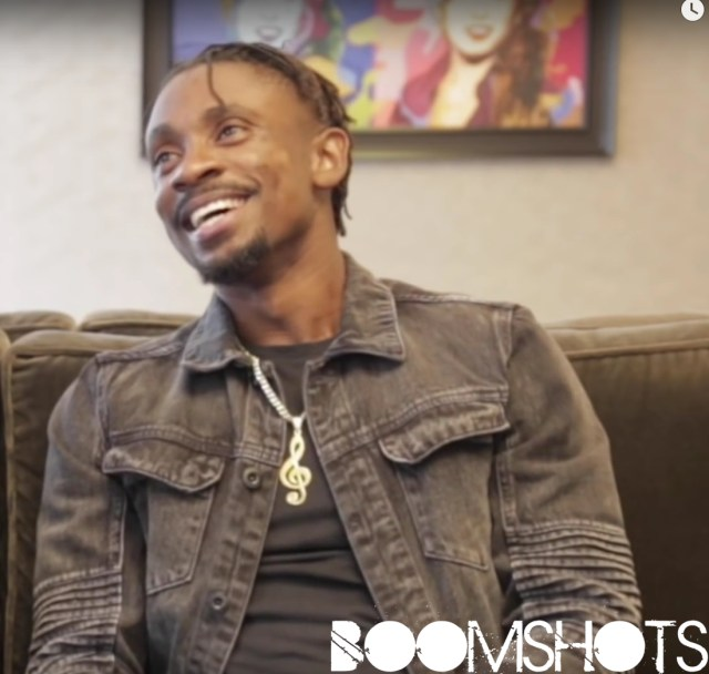 """Reasoning with Christopher Martin: """"I'm a Lover from Birth"""""""