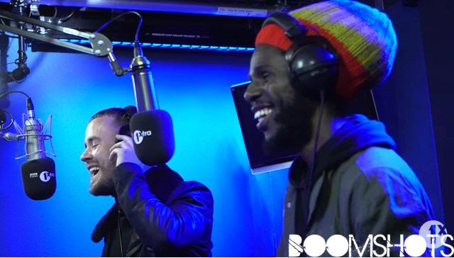 Chronixx & Friends Shell Down BBC 1Xtra