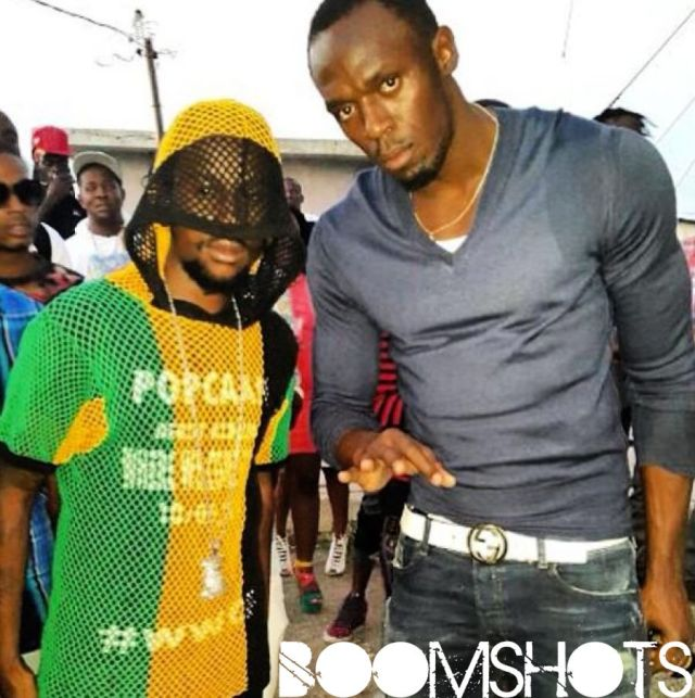 "HEAR THIS: Popcaan ""Usain Bolt / World Cup Dubplate"""