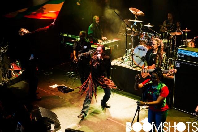 Damian Marley Live at NYC's Bowery Ballroom