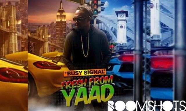 "Busy Signal ""Fresh From Yaad"" Album Review"