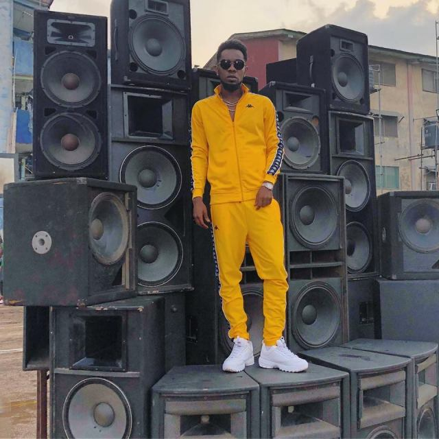 "Patoranking Mesmerizes Fans with New Visual for ""Available"""