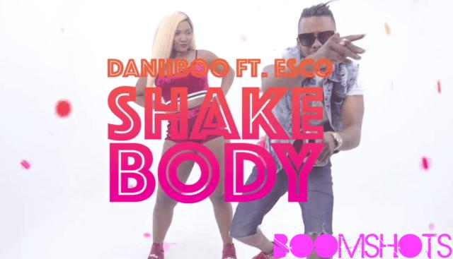 "DANIIBOO ft. ESCO ""Shake Body"" Official Music Video PREMIERE"