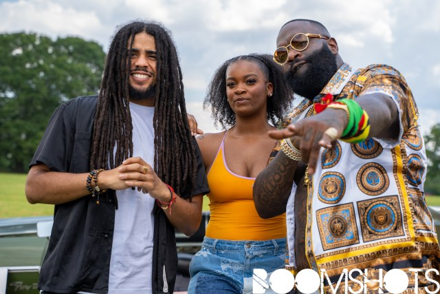 "WATCH THIS: Skip Marley ft. Ari Lennox & Rick Ross ""Make Me Feel"" Official Music Video"