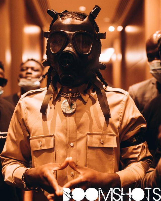 "WATCH THIS: Stonebwoy ""Blaze Dem Freestyle"" Music Video"