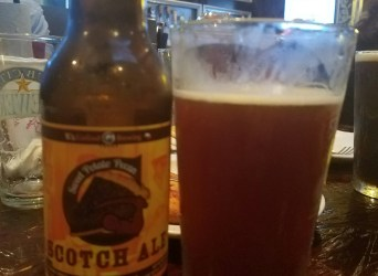 "Goliad ""Sweet Potato Pecan Scotch Ale"""