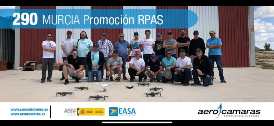 Jack Drone Pilot Murcia