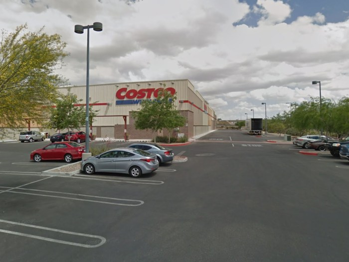overnight parking at costco