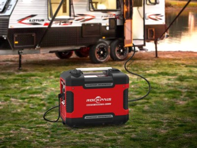 3500 watt generator boondocking