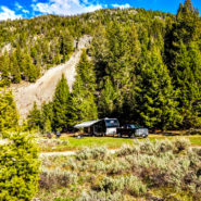 sawtooth national recreation area boondocking