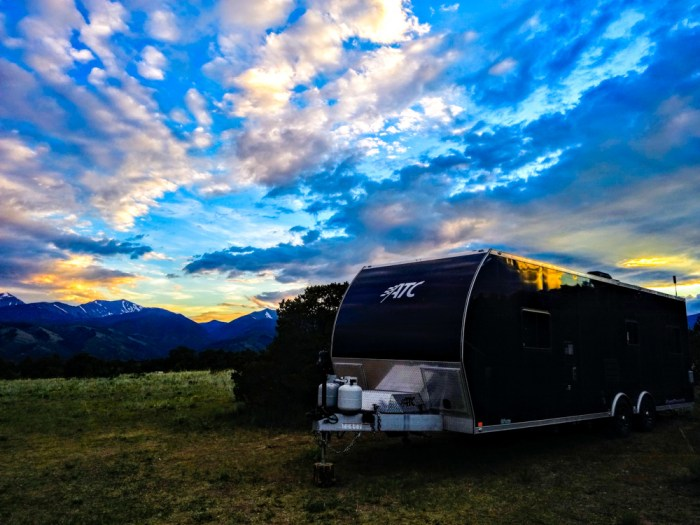 shavano wma colorado boondocking