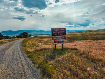 confederate campground montana