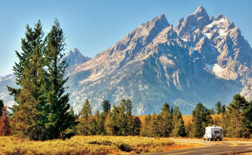 Free Camping at Grand Tetons is Not Easy