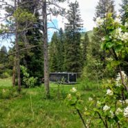 moose creek trailhead victor idaho camping