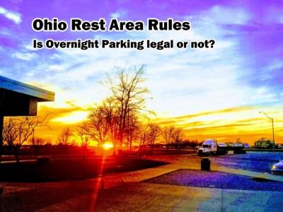 ohio rest areas
