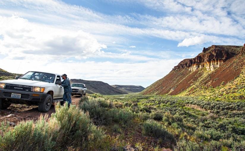 Nevada BLM Wants Your Boondocking Photos!