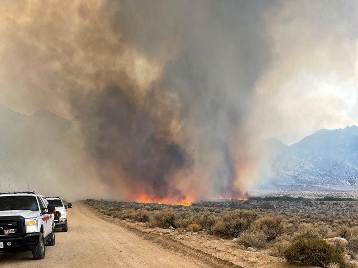 alabama hills fire