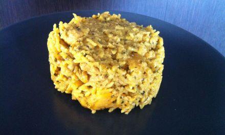Murgh biryani (pollastre al curry amb arròs)