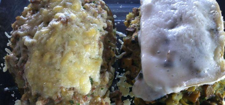 Patates farcides al forn