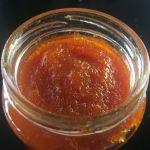 Melmelada de pastanaga amb llimona, taronja i gingebre