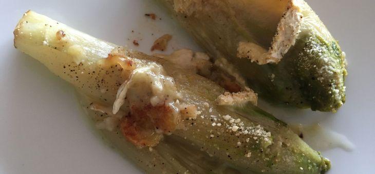 Endívies al camembert