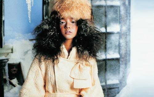 vogue girl korea photo fashion