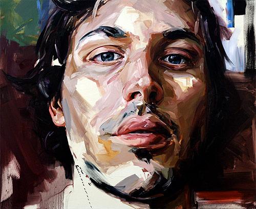 nick lepard artist painter emily carr four painting