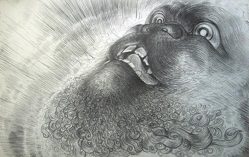 artist drawings lee misenheimer destroy rock city