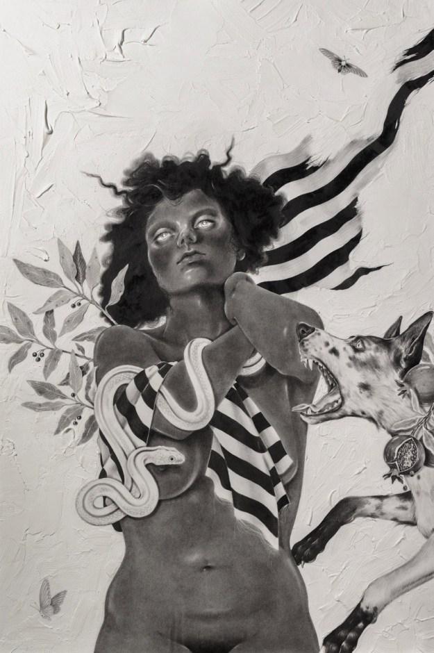 Nicomi-Nix-Turner1 Artist Spotlight: Nicomi Nix Turner Art Design