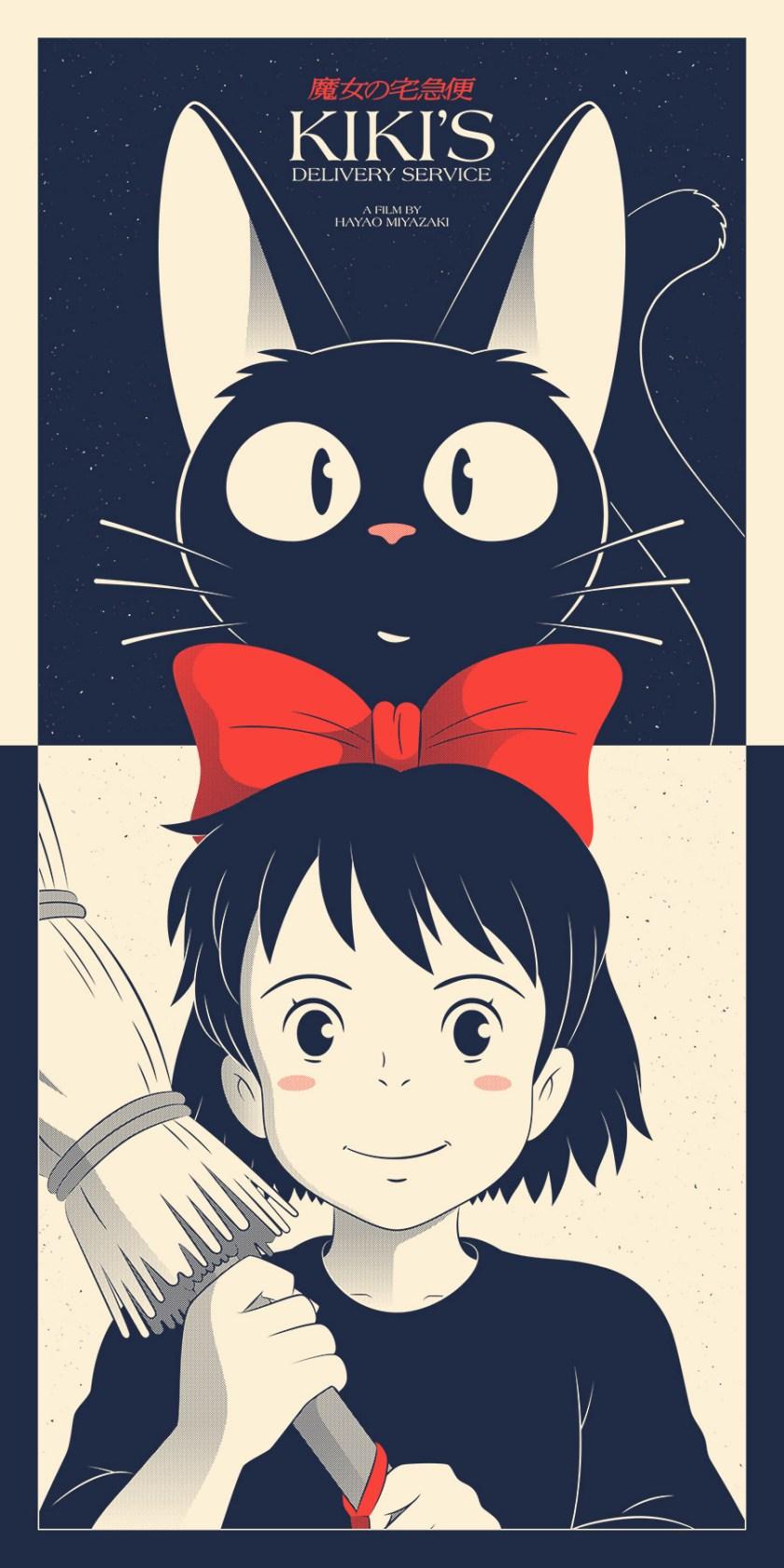 """Miyazaki6 Spoke Art's """"Miyazaki in Los Angeles"""" Art Design"""