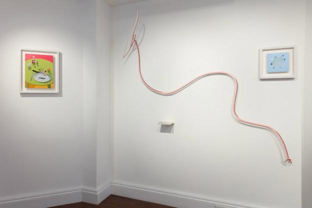 """Pigott14 """"Slippery Gaze"""" by Artist Tristan Pigott Art Design"""