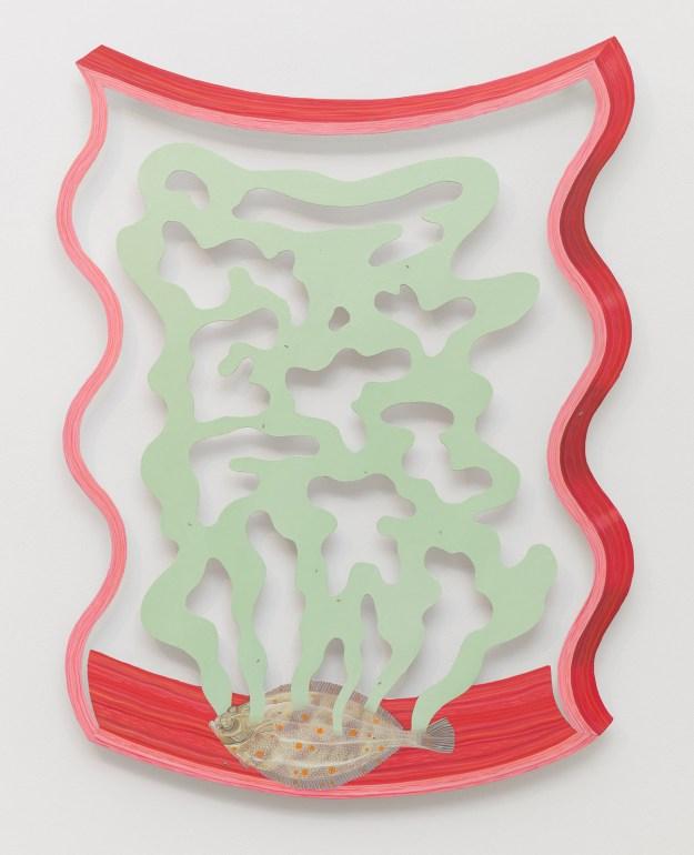 """Pigott2 """"Slippery Gaze"""" by Artist Tristan Pigott Art Design"""