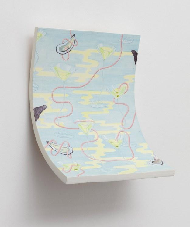 """Pigott7 """"Slippery Gaze"""" by Artist Tristan Pigott Art Design"""