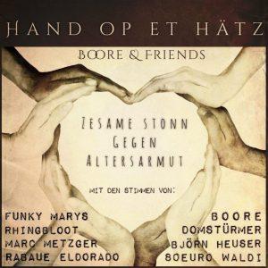 Cover Hand op et Hätz