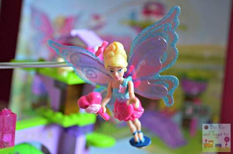 Mega Bloks Barbie Build N Play Fairy Treehouse - Fairy Barbie