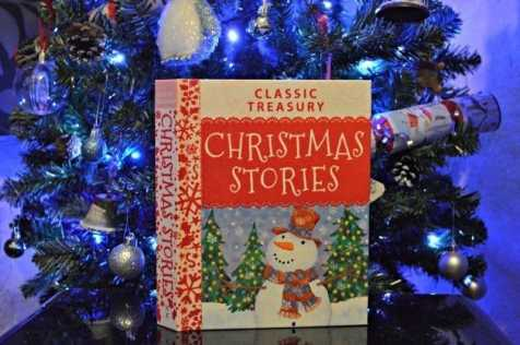 Classic Treasury Christmas Stories from Miles Kelly
