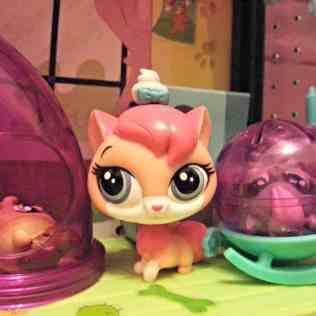 Littlest Pet Shop - Fun Room