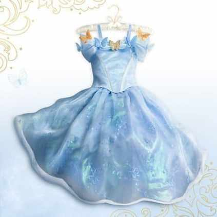 Cinderella Limited Edition Costume Dress For Kids