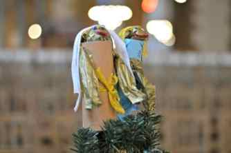 Christmas Tree Festival - North Denes Primary Joseph