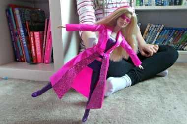 Barbie Spy Squad Secret Agent Doll - Cartwheel