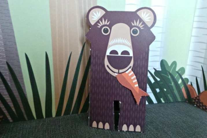 Mibo The Forest Folk - Bear
