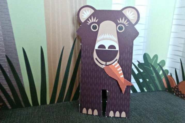 Mibo The Forest Folk - Bear