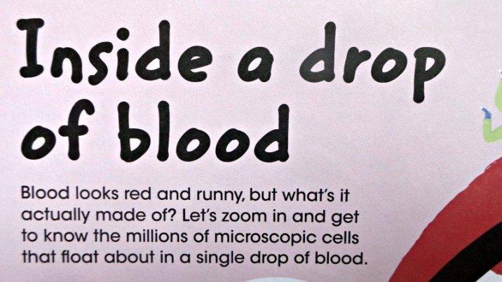 The Amazing Human Body - Blood