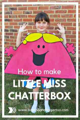How to make Little Miss Chatterbox