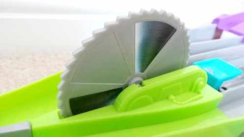 Hot Wheels Split Speeders Trackset - Blade