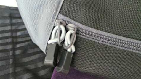Name It Labels Boot Bag - Double zip