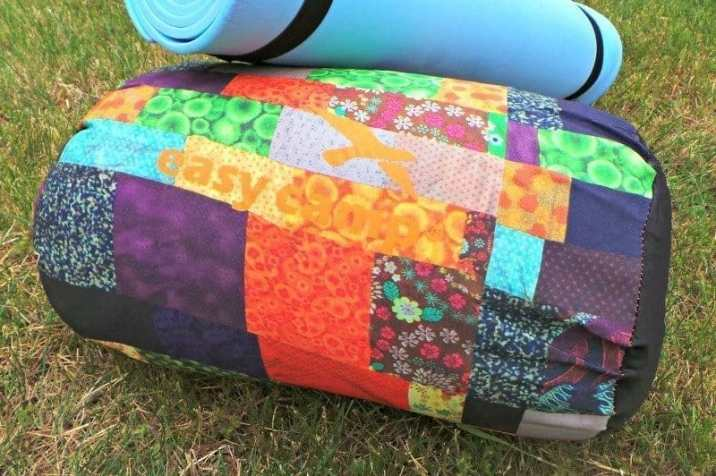 Whitwell Camp - Planet Camping Patchwork Sleeping Bag