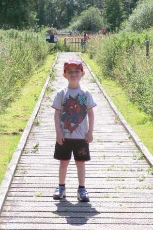 Taverham Mill - Tigger Bridge