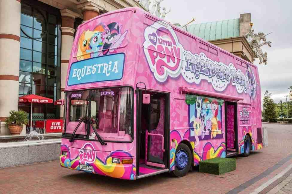 My Little Pony Tour, Intu Trafford Centre